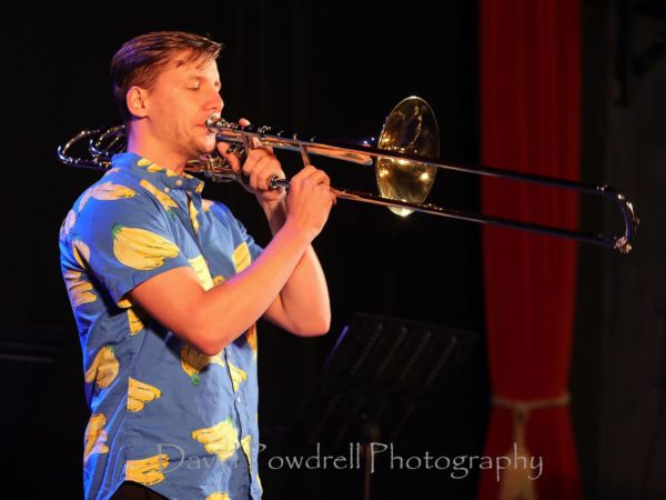 Musician Spotlight: Michael Dolin, Principal Trombone