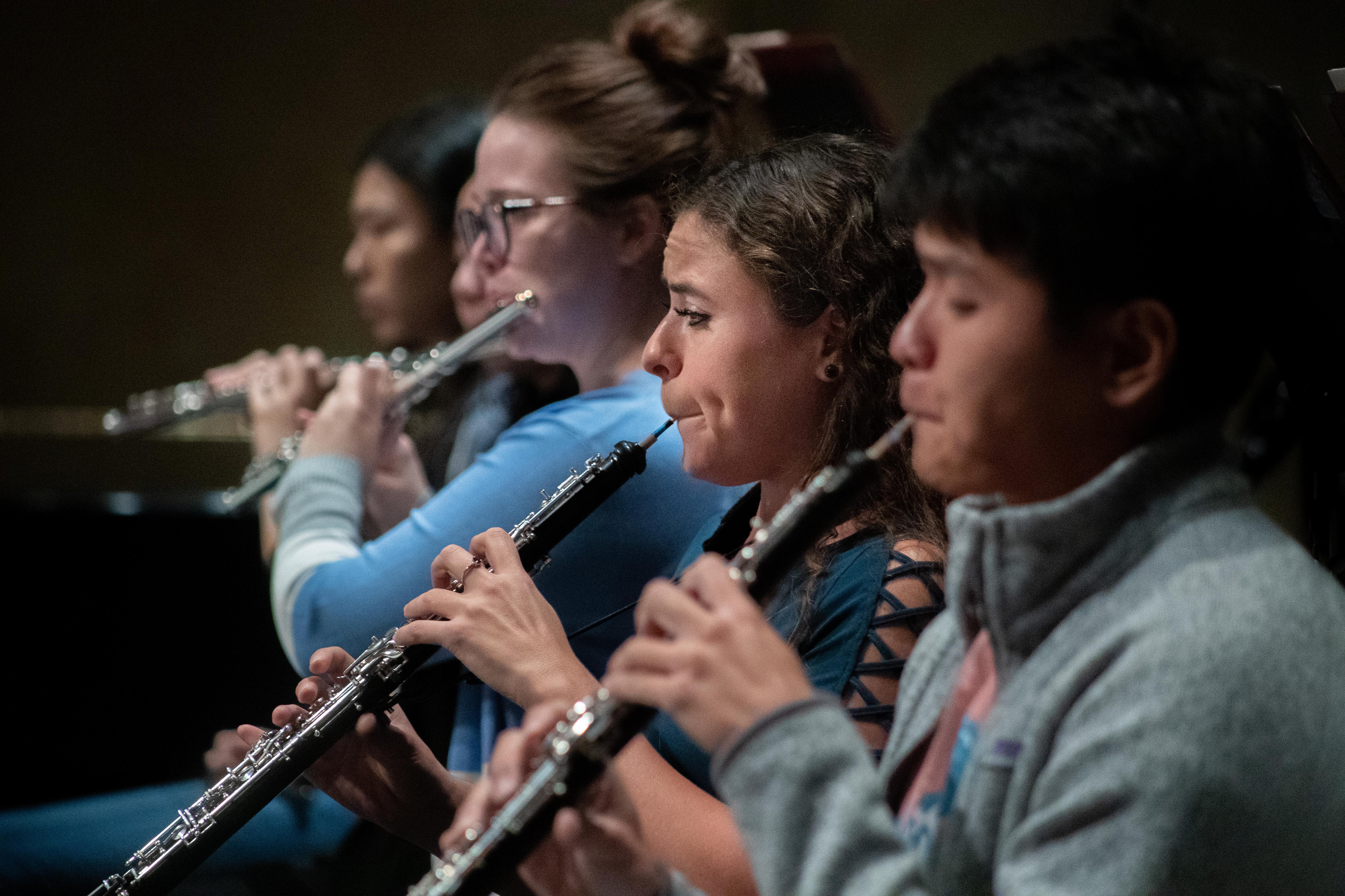 Musician Spotlight: Laura Arganbright, Principal Oboe
