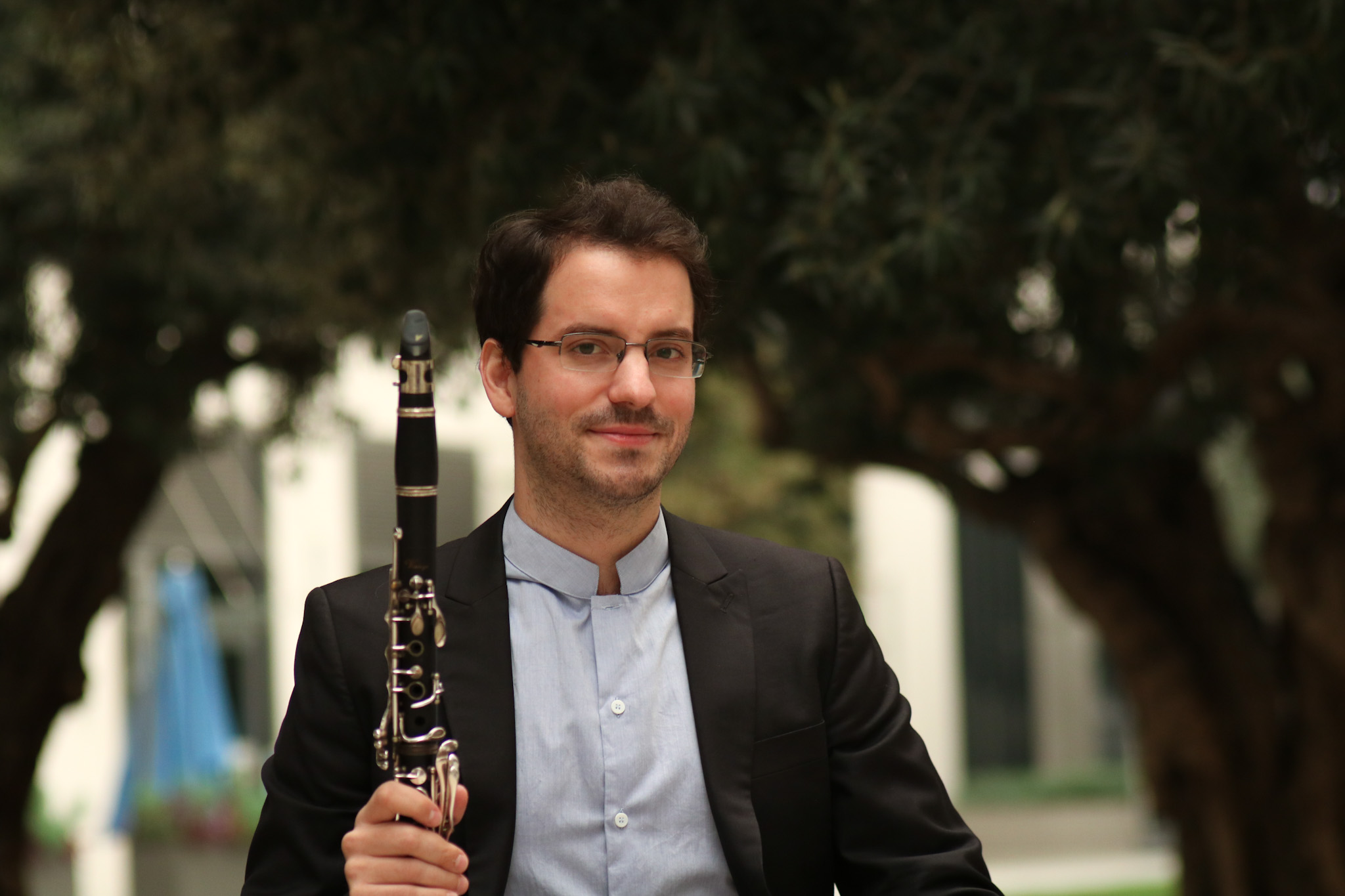 Musician Spotlight: Sérgio Coelho, Principal Clarinet