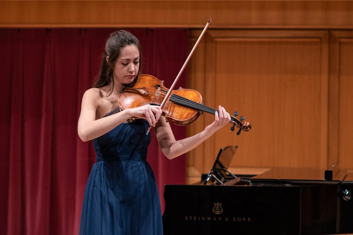 Musician Spotlight: Sarah Wilkinson, Violist